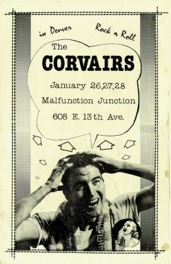 The Corvairs