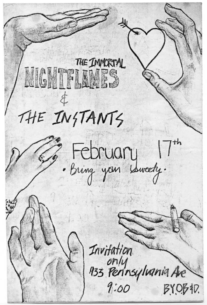 Nightflames & Instants, 1979