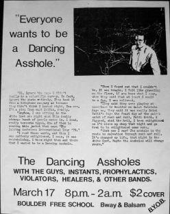 Dancing Assholes