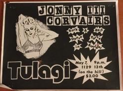 Jonny III & Corvairs