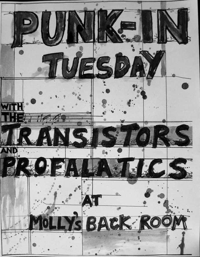 Transistors & Profalactics, 1979